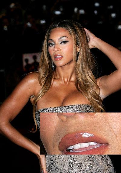 Beyoncestache