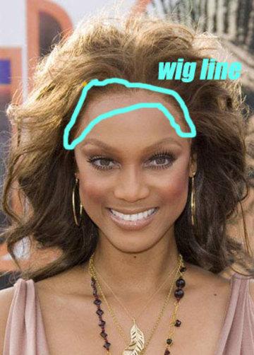 Tyra'S Wig 103